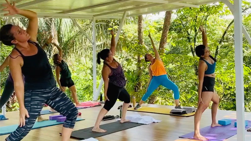 Live Online zoom Fitness classes
