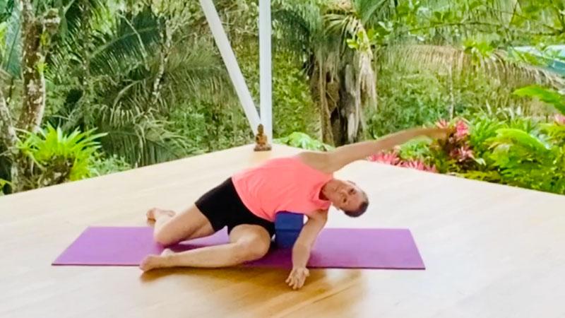 side body stretch
