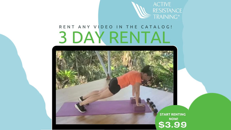 ondemand fitness videos